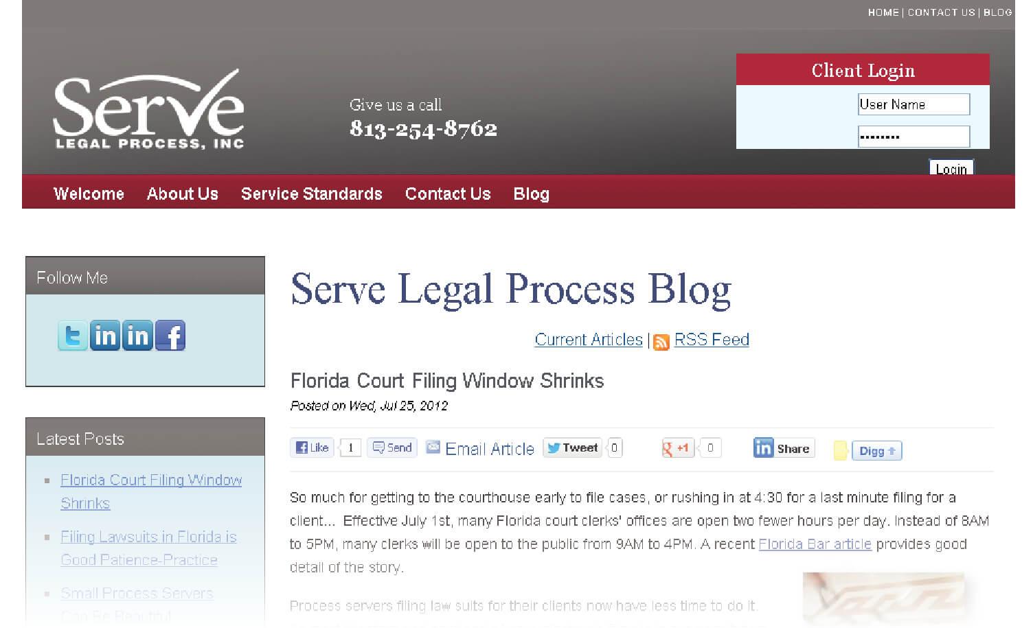 ServeLegalProcess