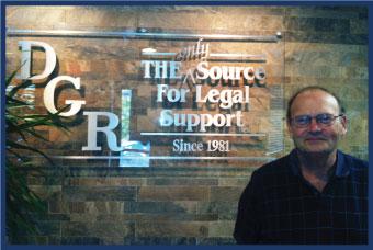 Photo of Michael J. Gibson